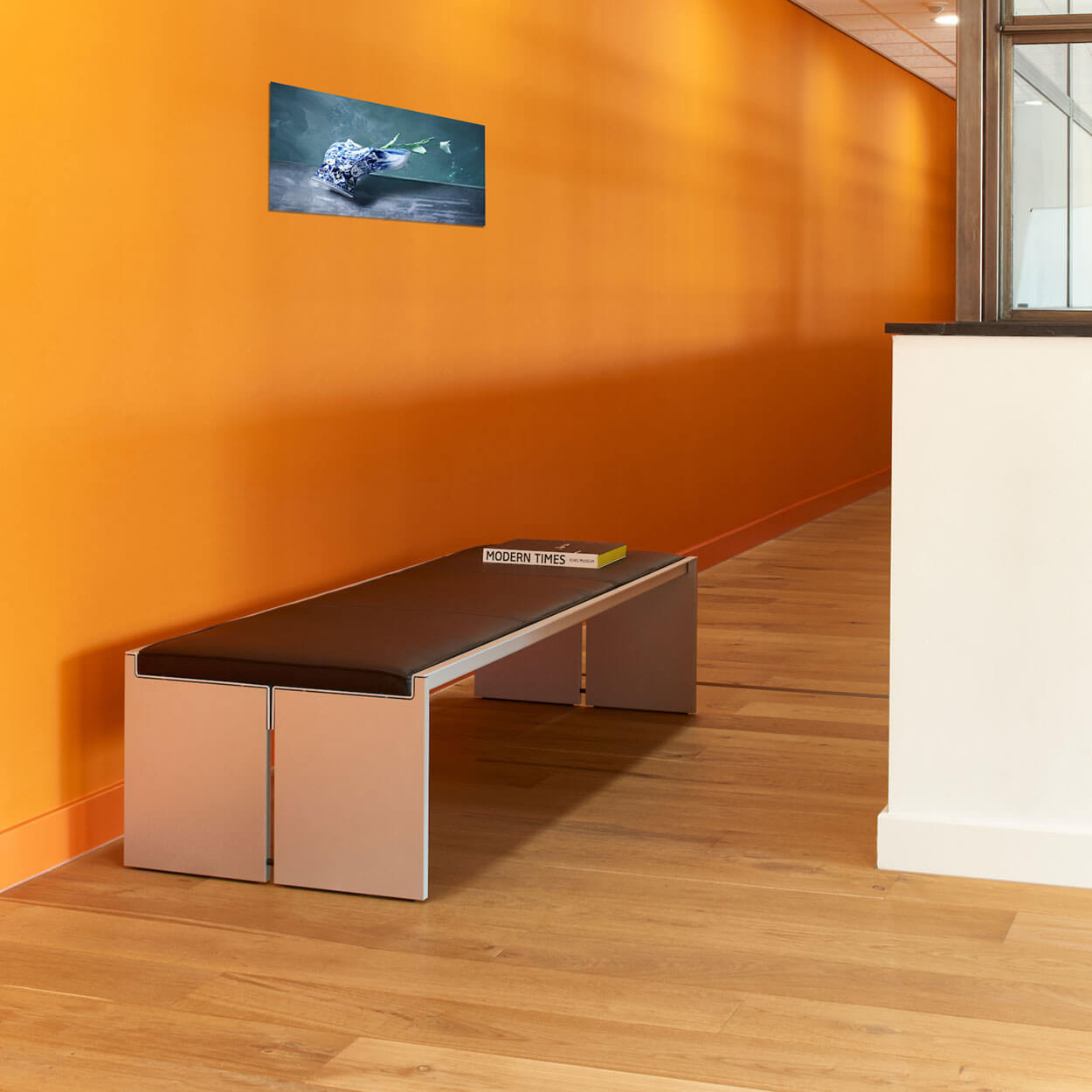 Bank Design Leer.Bq Bench Spectrum Design