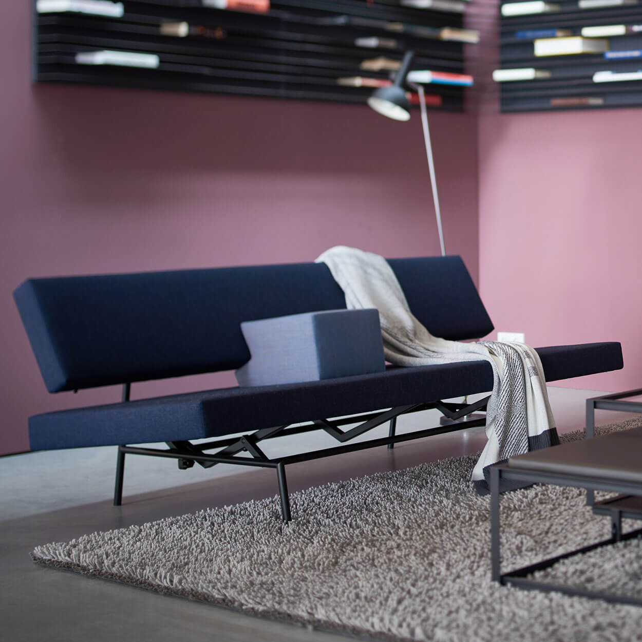 Design Bank Martin Visser.Br 02 Sofa Bed Spectrum Design